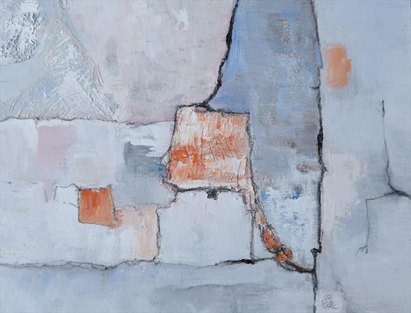 Abstraction 2 by Jo KC Ellis