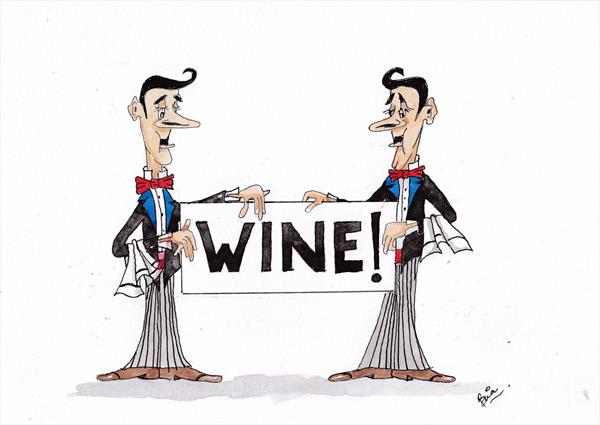 wine by Brian Maloy