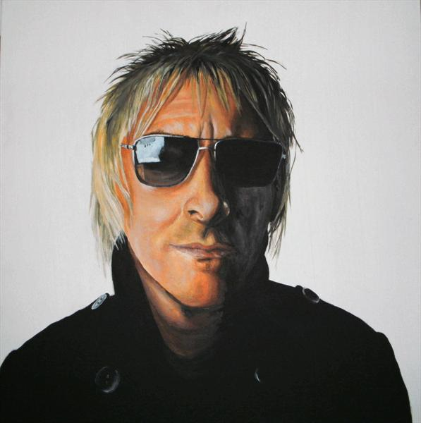 Paul Weller - the Mod Father by Debra Senior