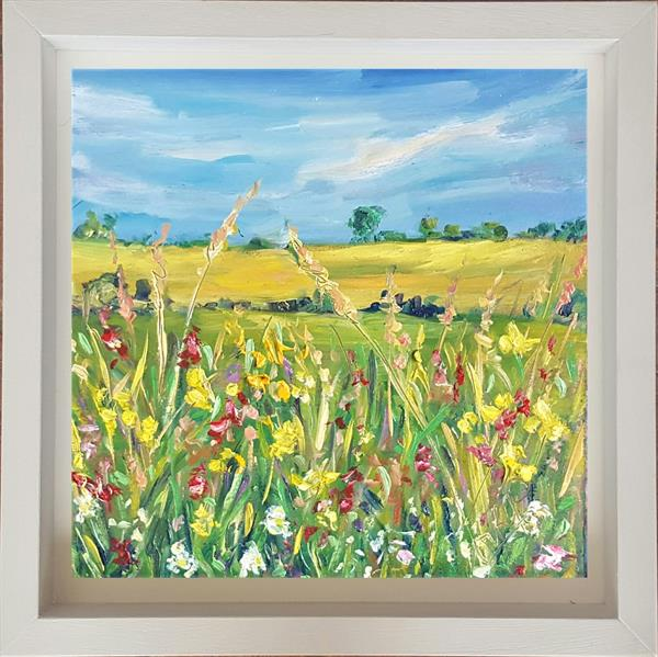 Summer Meadow by niki purcell