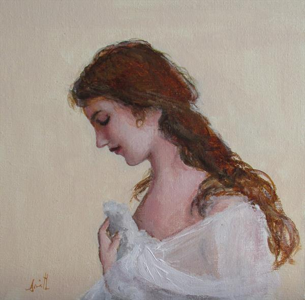 Contemplation. by Jacqueline Smith