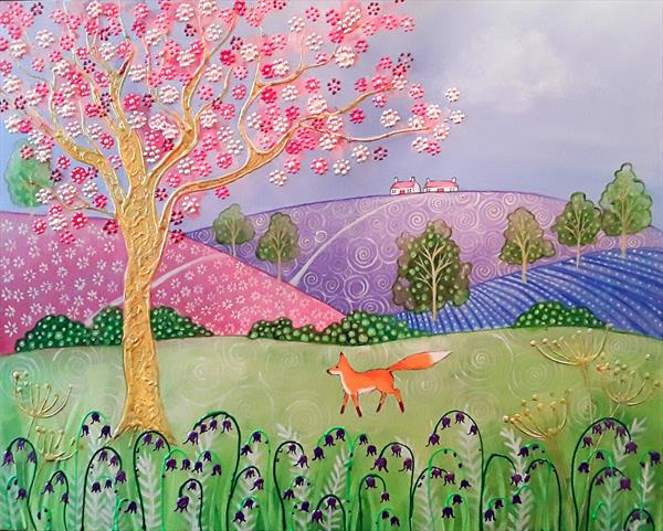Magnificent Spring by Angie Livingstone