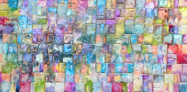 Pastel Mosaic (Reserved for SM)