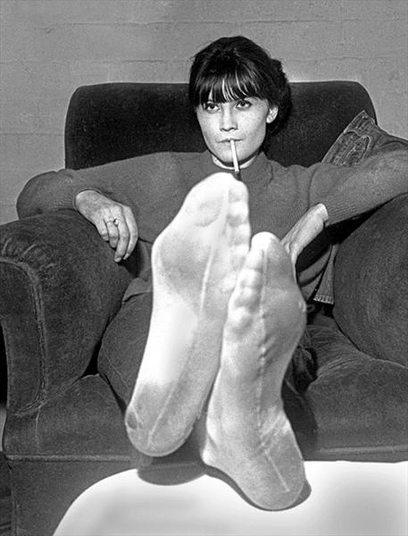 Sandie Shaw 1964 - Limited Edition by Paul Berriff