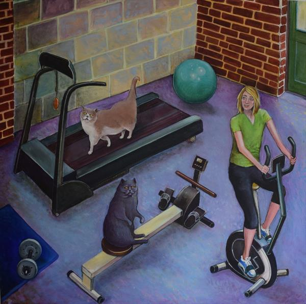 Work Out by Victoria Stanway