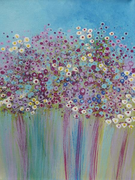 Meadow Madness by Elaine Allender
