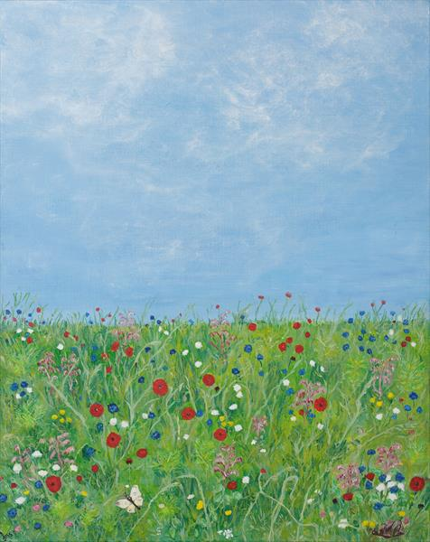 Meadow by Jacqueline Smith