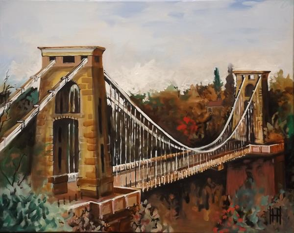 Clifton Suspension Bridge (reserved)