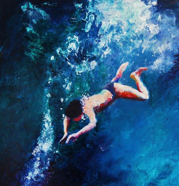Pearl Diver by Will Smith