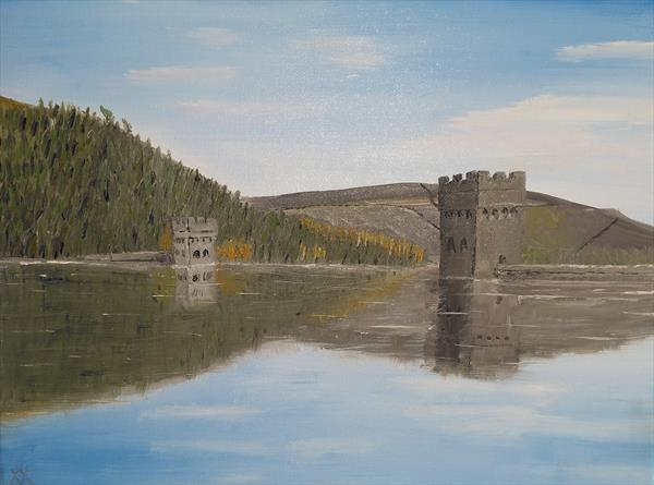 Derwent Dam by Will moody