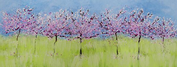 Orchard Blossom by Elaine Allender