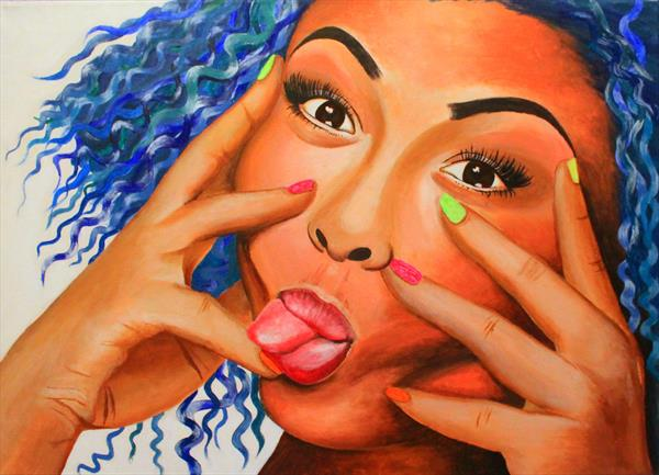 Express Yourself I by Joelle Banton