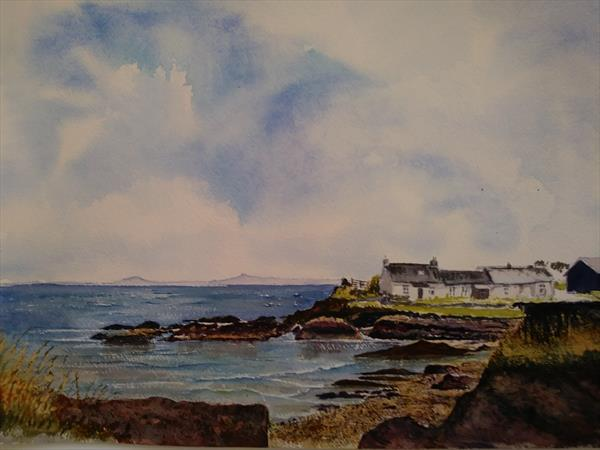 St Brides Bay, Pembrokeshire by Gill Michael