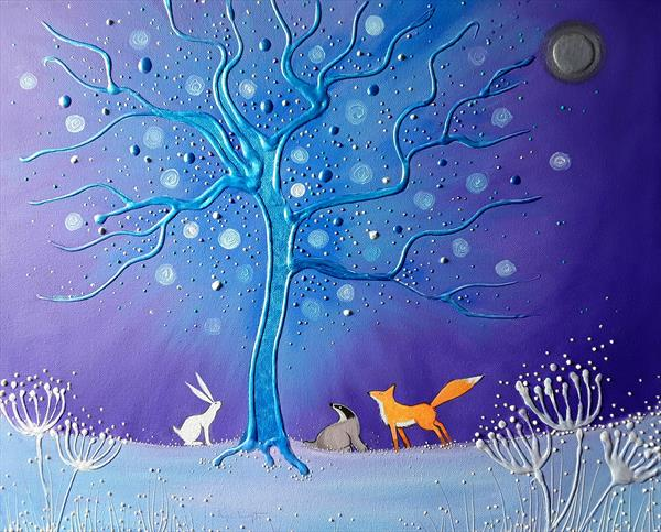 Tree of Light by Angie Livingstone