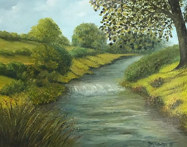 By the Brook by Brenda Newton