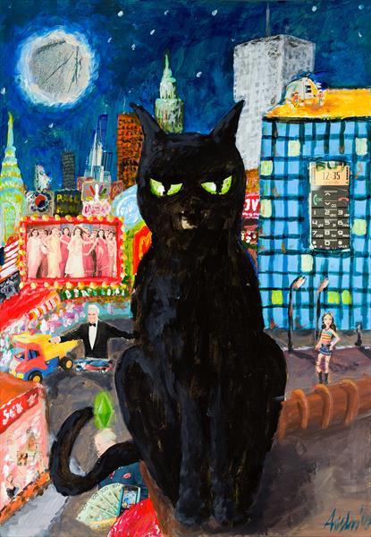 Cat and the City : 20