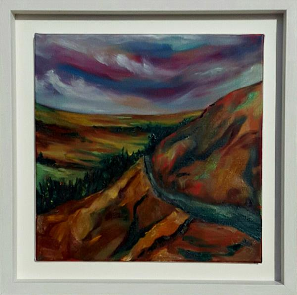 Autumn in the Mountains by niki purcell