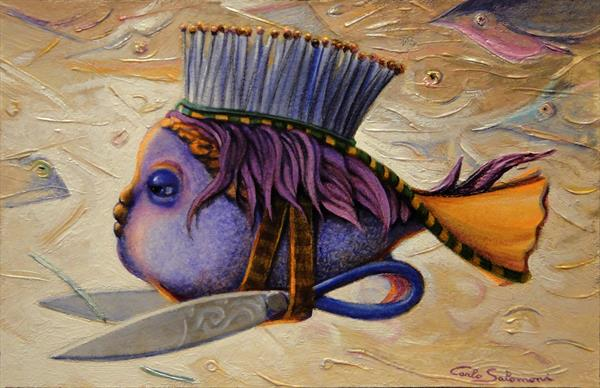THE HAIRDRESSER FISH