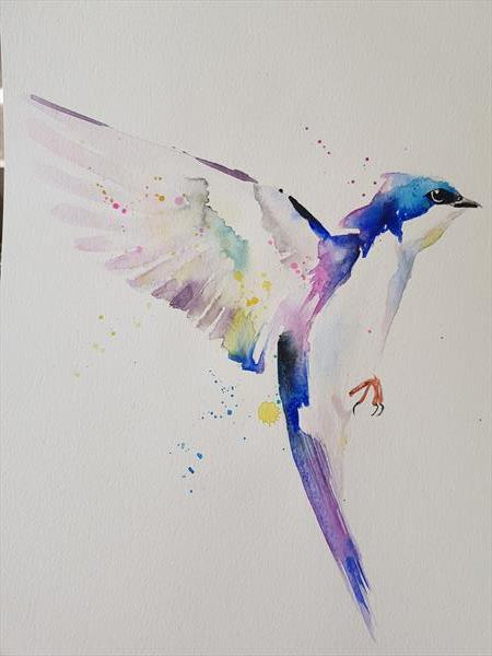 Swallow by Eleanor SMITH