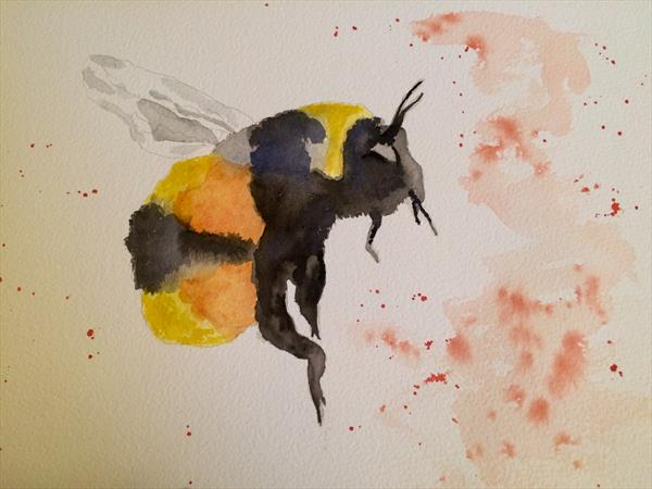 'Bumble Bee by Denise Windle