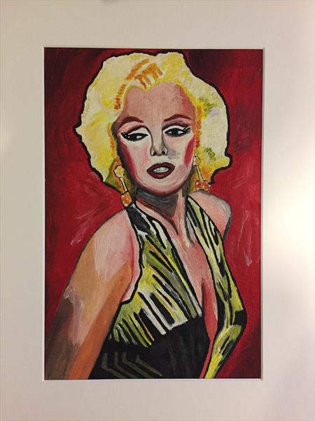 Marylin by roxanne bloor