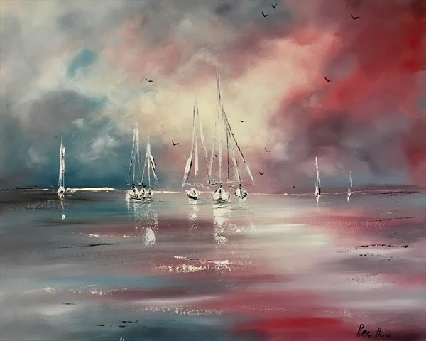 Sail away by Pippa Buist