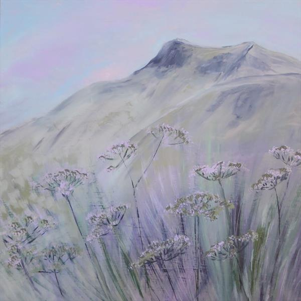 Blencathra Blooms by Elaine Allender