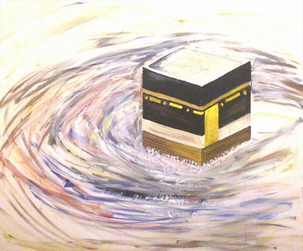 Holly Kaaba by Asm Ambia