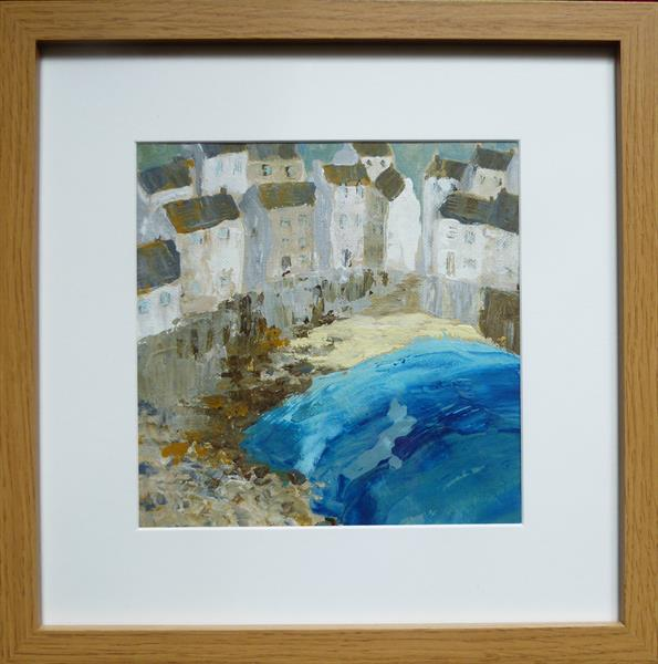 Mousehole, Cornwall by Elaine Allender