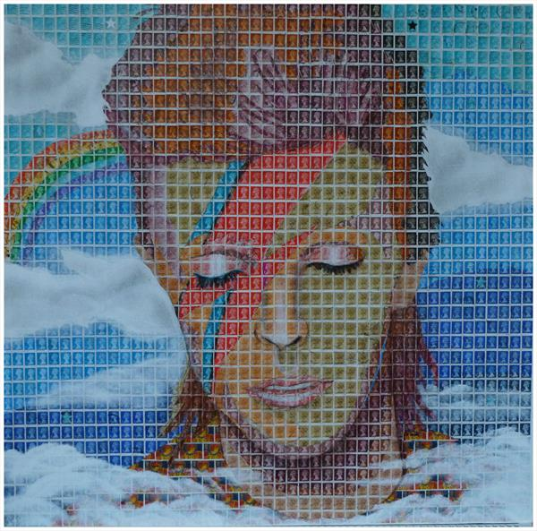 David Bowie - 'Look up here I'm in heaven' by Peter Mason