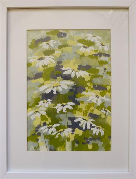 The Daisy Patch by Elaine Allender