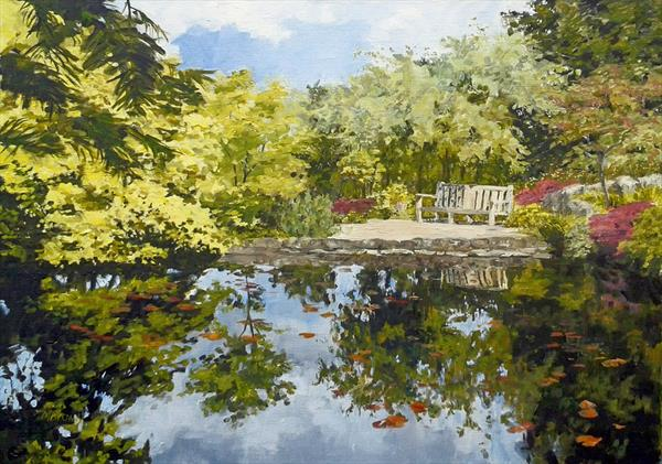 Reflective Mood by Mike Brown