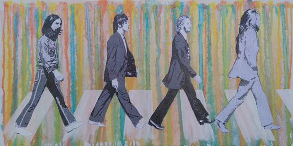 Literally Abbey Road by Gary Hogben