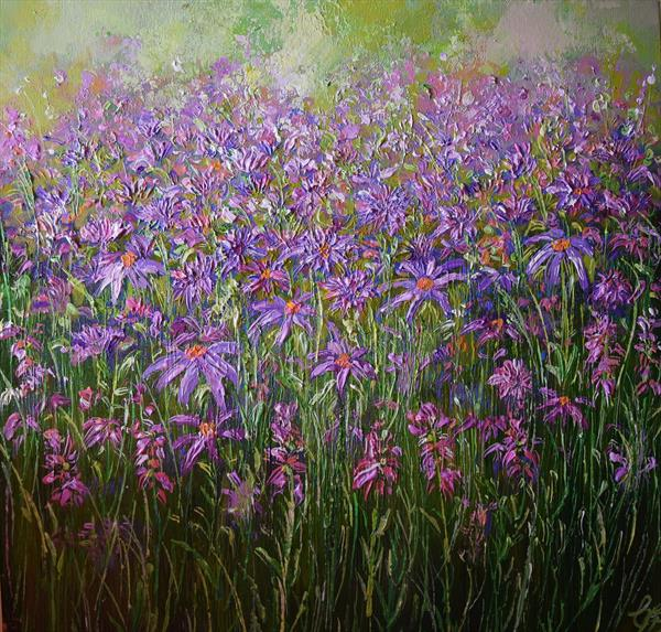 Lilac Mist by Colette Baumback
