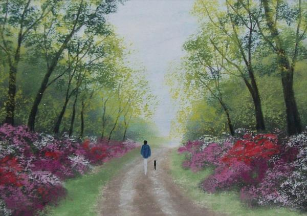 The Azalea Path by Patricia Richards