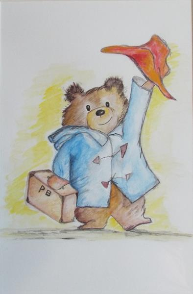 'Please look after this bear!' Paddington Bear by Joanne Stewart