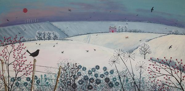 Winter Song (Reserved for Nicole) by Josephine Grundy