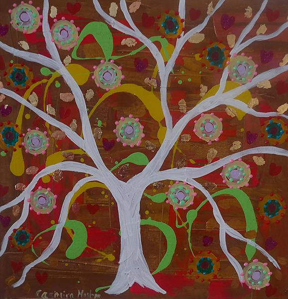 The Little White Tree by Casimira Mostyn