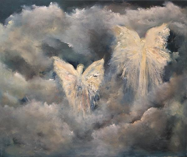Angels  by Maxine Martin