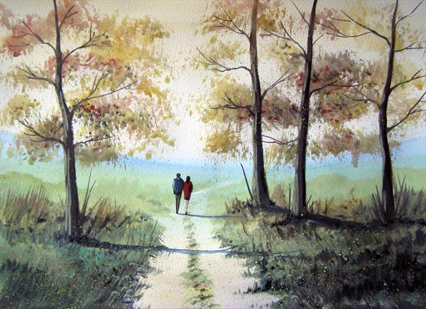 Our Countryside Walk by Sarah Featherstone