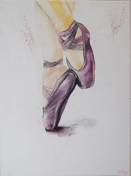 Ballet Shoes by Rebecca Bell