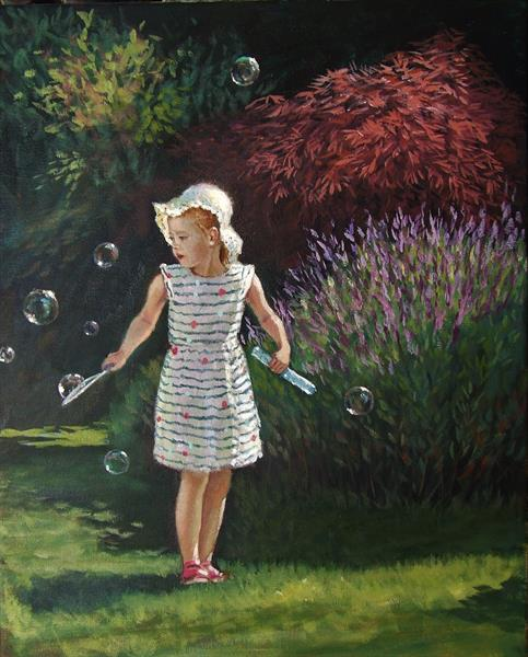 Bubble Magic by Martin Leighton