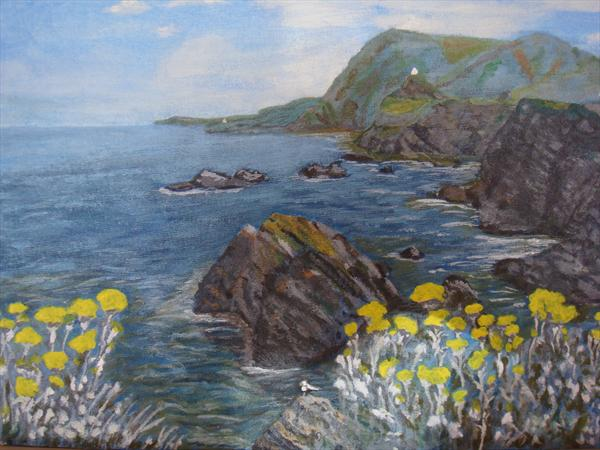 Ilfracombe by Alan Birch