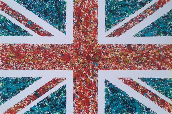 Another Union Splat by Gary Hogben