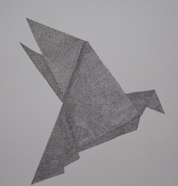 Origami by Charlotte Gregory