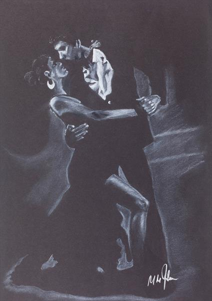 TRILOGY-  Dance 6 by Mike Isaac