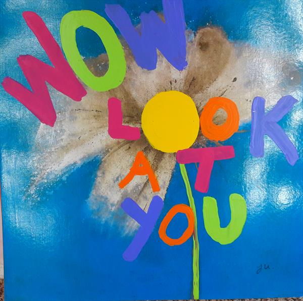 WOW LOOK AT YOU by JOE HENRY