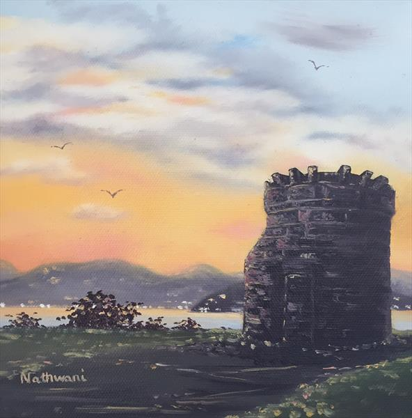 Sunrise, Tower Hill by Kerri Nathwani
