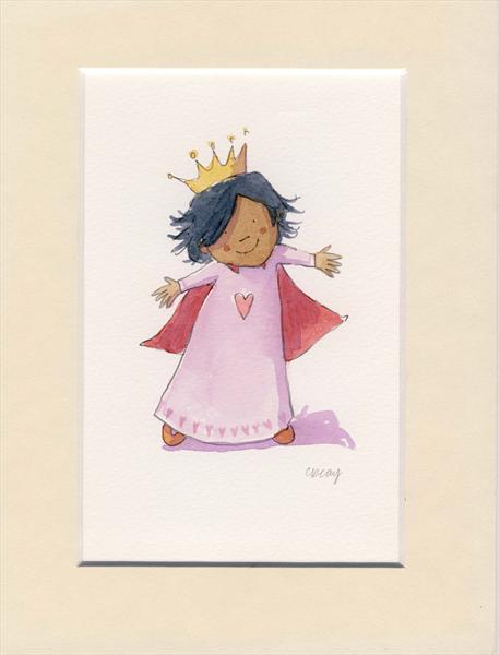 Little Queen by Claire Keay