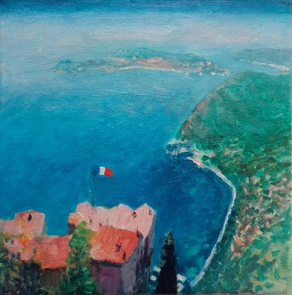 View from Eze by Will Smith